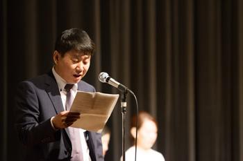 事務局長黄哲